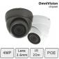 IP 4MP mini Bullet Camera (4MP, IR 15m, POE)