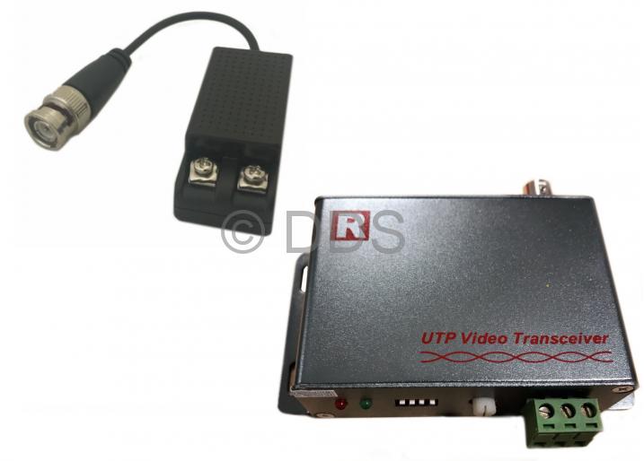 Active Video Transmitter/Receiver Kit (1000m)