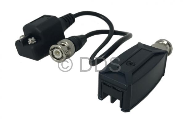 Video Balun with Screw Terminals (TTP-111VT+TTP-111VL)