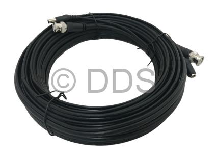 Professional grade Plug 'n' play Leads for CCTV Cameras to DVR