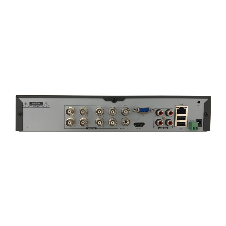Phoenix Hybrid 8 Camera DVR
