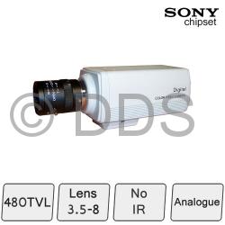 Day Night Box Camera